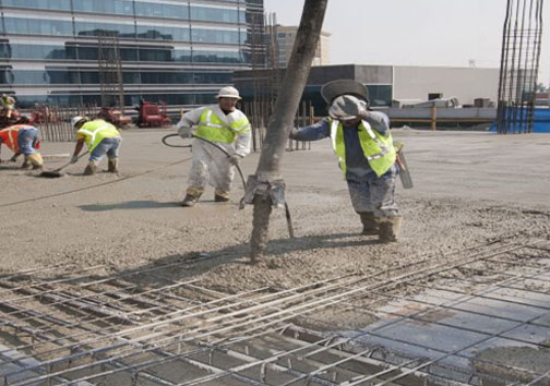 ready mix concrete supplier